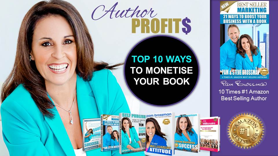 Are you an author? FREE COURSE: Top 10 Ways to Monetise Your Book: https://t.co/60WAbCFnVp #author #profit https://t.co/oYXybtlvAm