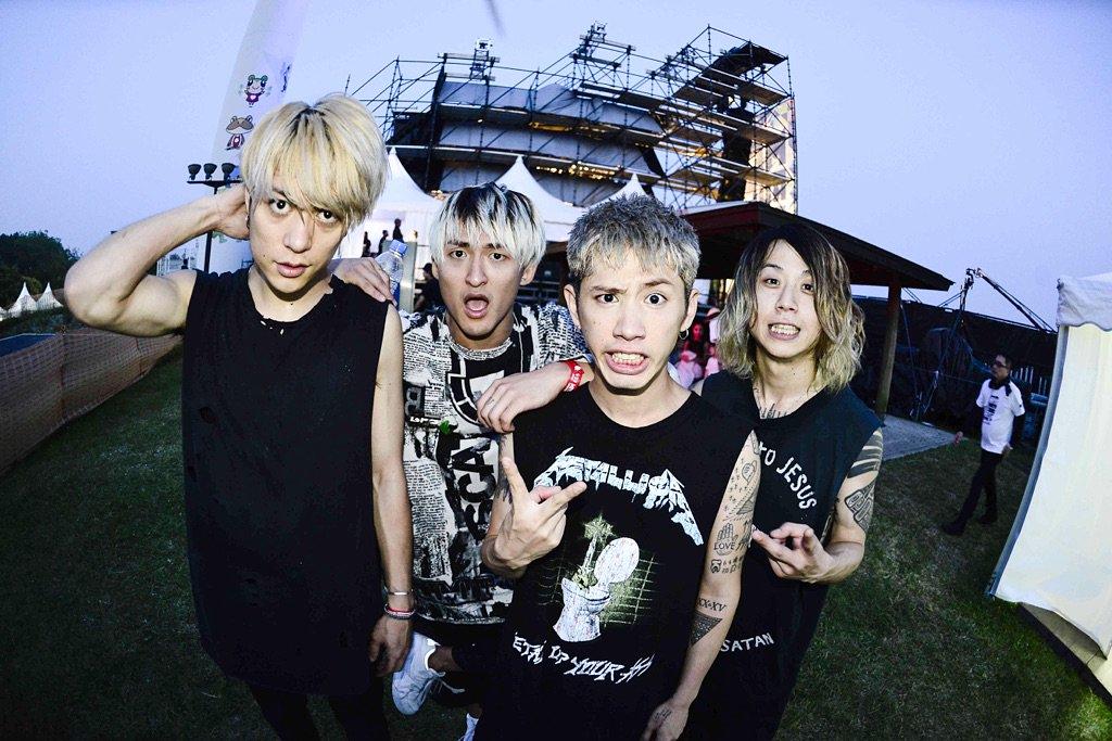 若洲で開催されていたMETROCK2016でのONE OK ROCK撮影終わり!久々の日本でのライブは更なるモンスターバンドになってた