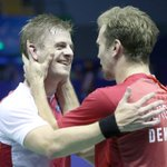I love this day! May it never end! WORLD CHAMPIONS!!!!! Thomas Cup winners!! Denmark Denmark Denmark!! ???????????????????????????????????????????????????? https://t.co/K3psWLAyNh