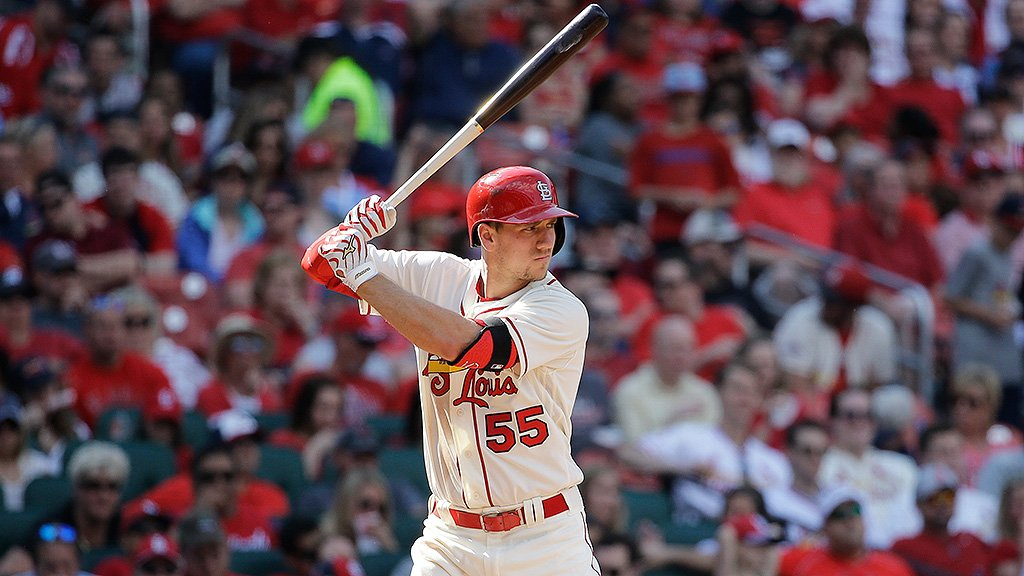 Piscotty is hitting .382 in May which is the best May AVG for the #STLCards since 2013 (Molina .394) #CardsGameNotes https://t.co/ubUmnR3xwU