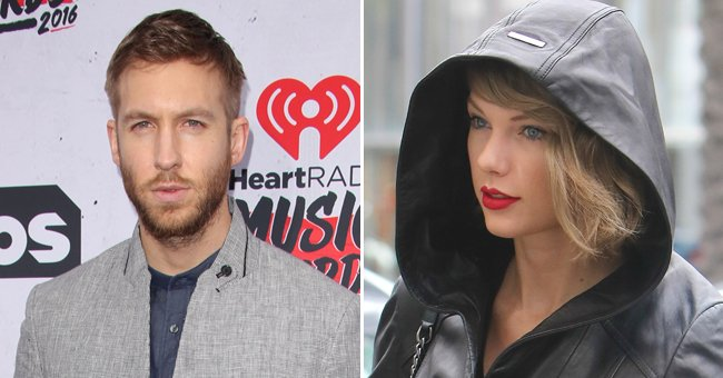 Woah. Taylor Swift's been dealt some *awful* news about Calvin Harris...