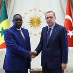 Cumhurbaşkanı Erdoğan, Senegal Cumhurbaşkanı Sall ile Görüştü https://t.co/40a8Djb6Zf https://t.co/3qOrdMxTit