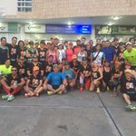 Excelente el trote colectivo 10K con varios club de Guayana como preparación para #CorrePorTusVenas2016 → 26/06/16. https://t.co/1XfGaqG5Bb