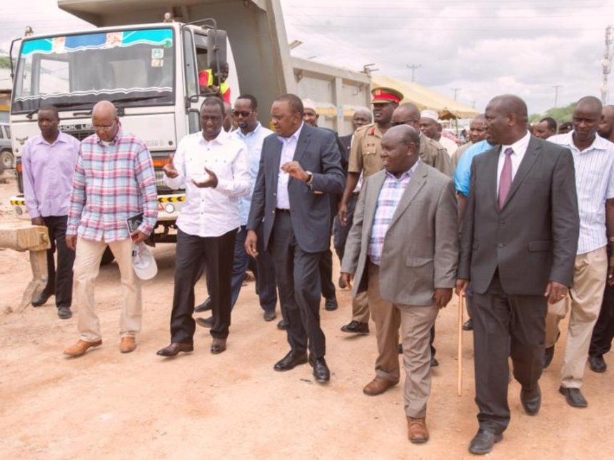 Uhuru's visit to North Eastern could be too little too late