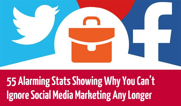 55 Stats Showing Why You Can't Ignore Social Media #Marketing Any Longer:  https://t.co/b6dnqfiv0W  #SocialMedia https://t.co/x4HVmzi7RF