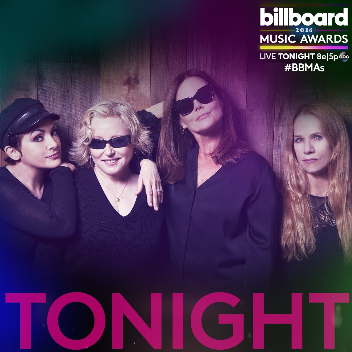 TONIGHT! Get a special preview of our farewell tour when we rock the #BBMAs! Tune in at 8e/5p on ABC! #WeGotTheBeat https://t.co/oROD88aYhZ