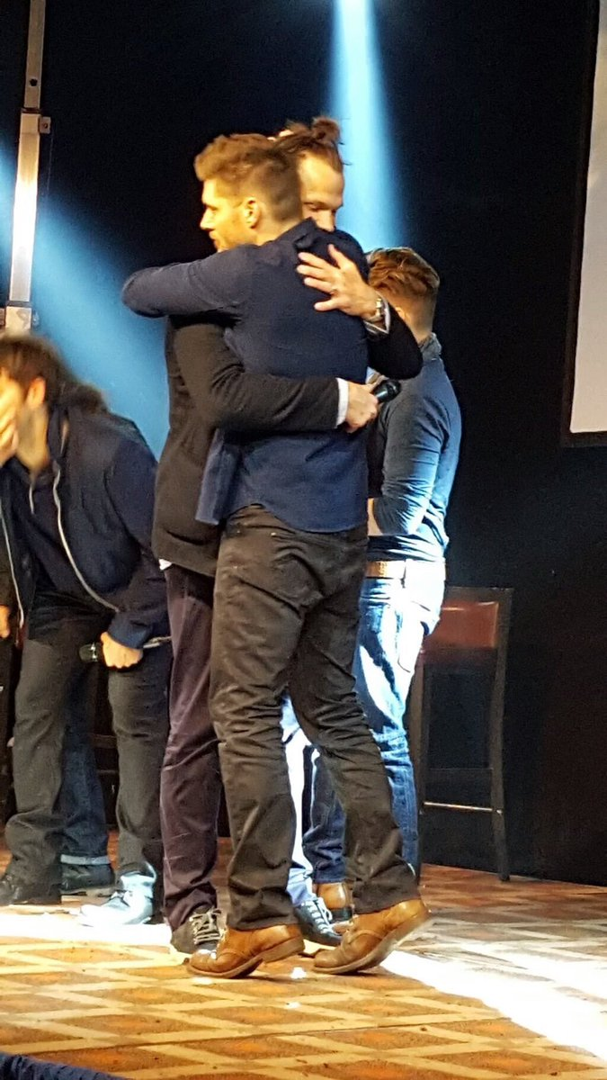 That J2 moment though! These two man...