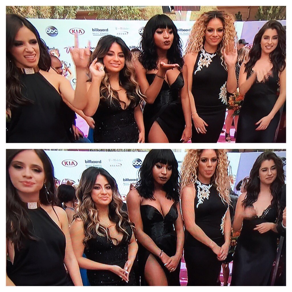 5 times the sunning!! @FifthHarmony at the #BBMAs - @KiSS925 https://t.co/EuCgXs7JuU
