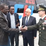 DP Ruto arrived in Istanbul, Turkey for the World Humanitarian Summit