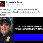 @98KUPD We are raising funds in #support of the family of Officer Glasser. Pls share/donate https://t.co/eai8NLDKck https://t.co/j1zyN8X78J