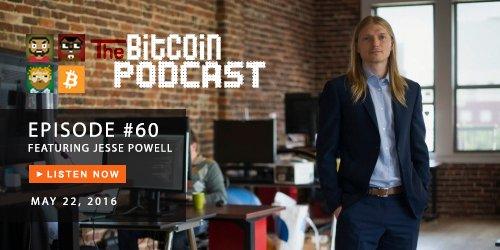 The #Bitcoin Podcast #60: @krakenfx CEO Jesse Powell + @Steven_McKie & @TonySwish roundtable https://t.co/aMaCefWApp https://t.co/ocPksgU8BG