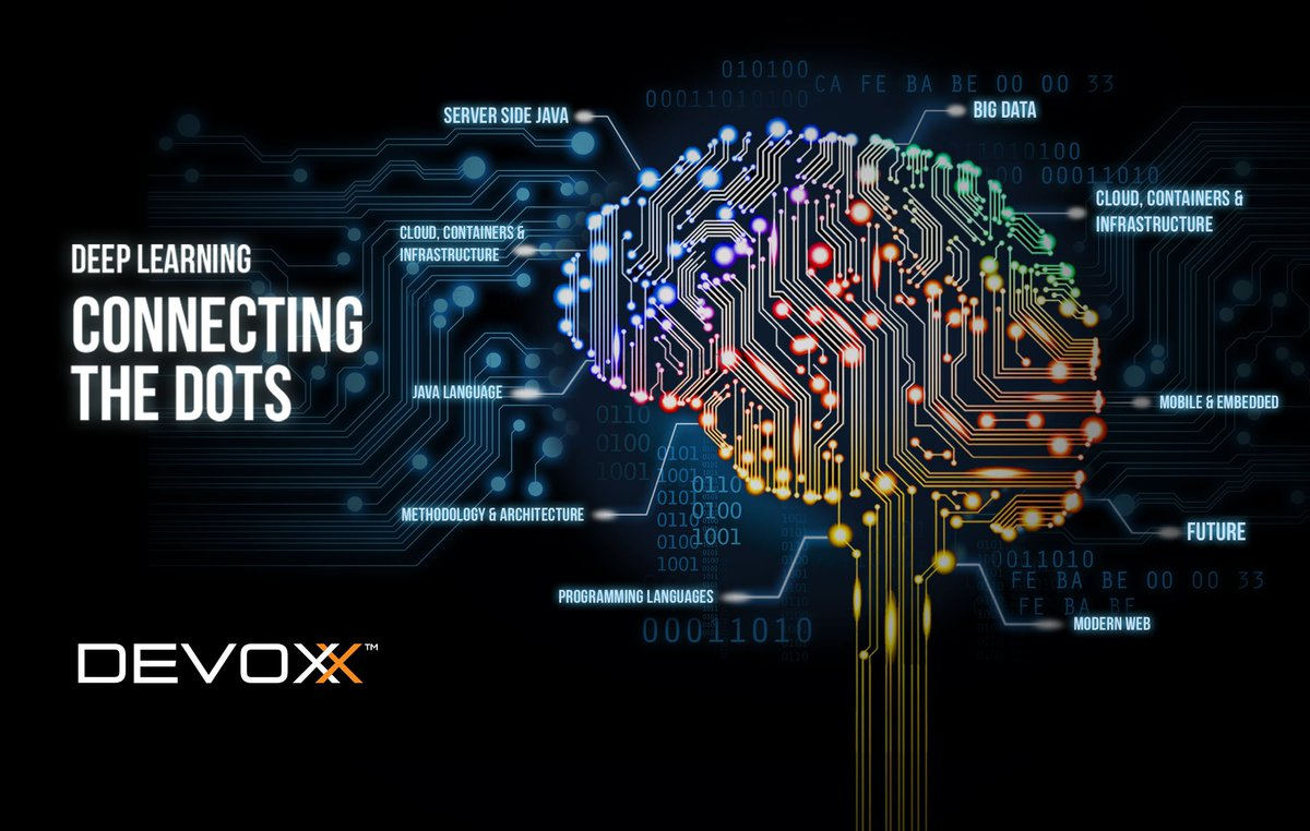 The Devoxx Belgium CFP is now open, submit your passion @ https://t.co/6DjeoxeX4m  #ConnectingTheDots #DeepLearning https://t.co/0wsYNoIjku