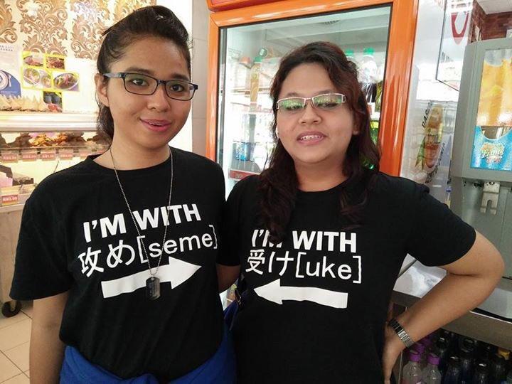 誰だ?マレーシア人にこんな変な日本語Tシャツを着せたのは!? 笑 https://t.co/etc69pz7cu