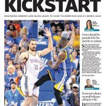 The Thunder won Game 3, then @TheOklahoman won the sports section cover game. Great stuff (again) from @rob_backus81 https://t.co/sLRjvzBgil