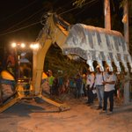 Alcalde @mrafael70 dio inicio a obras de la tercera fase del programa Mi calle - https://t.co/6LSE8HRuaT https://t.co/hKcuM46ZGt