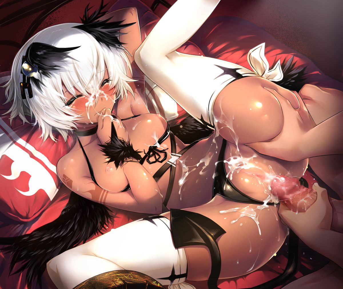 Hentai uncensored sex demons dark skin videos sex thumbs