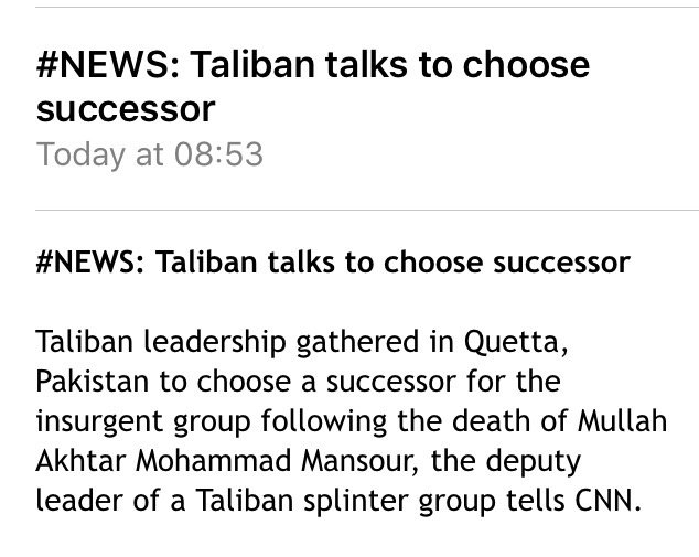 Based on the email I just received, it seems the Taliban has better media comms than #MUFC @cnnsport https://t.co/03z5DcaFlI