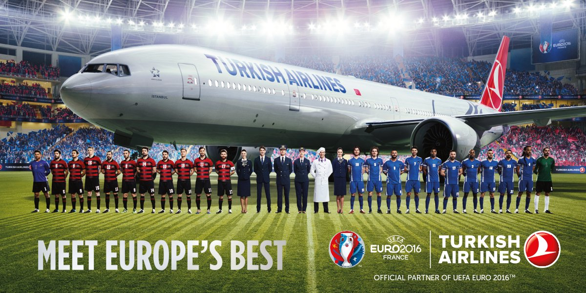 It's time to unveil our EuropesBest campaign! Visit for a chance to win Euro2016 tickets!