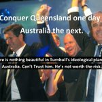Turnbull supported Newman to the hilt! Trusted Newman look what happened. Cant Trust Turnbull #CFMEU #ausvotes https://t.co/uZEznU0h96