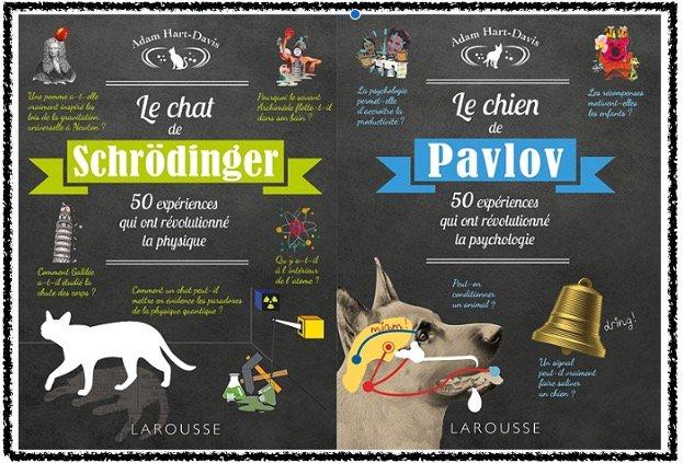 RT @SavoirsCo #Concours : plutôt chien de Pavlov ou chat de Schrödinger ? https://t.co/3QDvAYruJ3 https://t.co/elOrZkSFaL