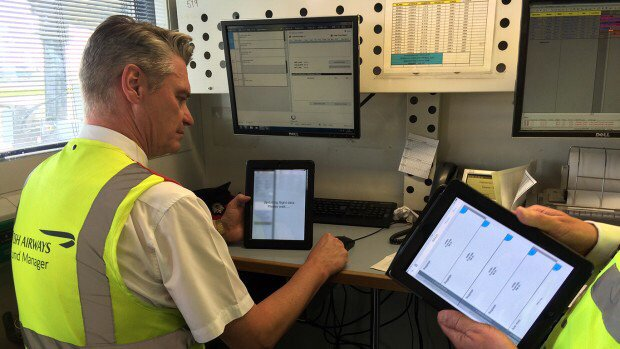 How British Airways is using the iPad to modernise air travel