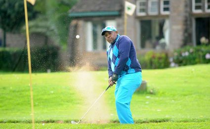 Limuru's Njenga lifts CIC golf tourney title - Daily
