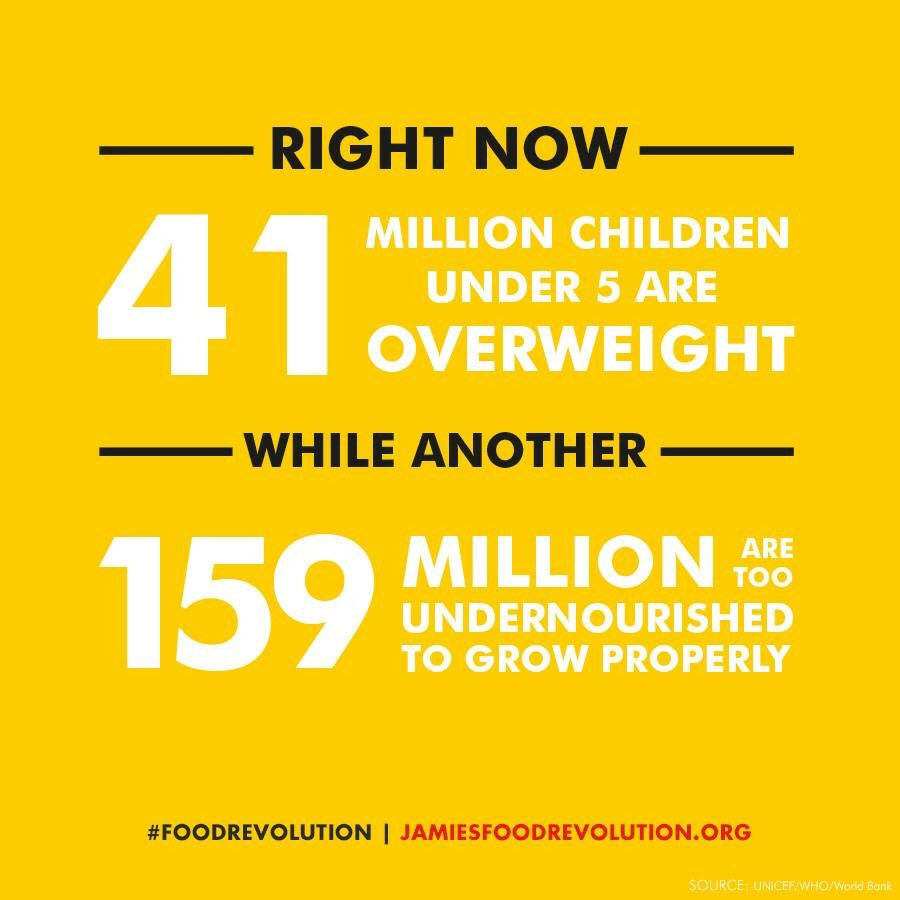 RT @FoodRev: This is why we're at #WHA69 with @jamieoliver and why we need a #FoodRevolution. #NutritionDecade https://t.co/1hAEqxC8C0