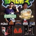 6/6(月)は、Shakeys@ GARDEN BAR大阪に出演!SHOOTER,DJ YS,DJ REI,DJ MALIA,他!古めのレゲエ、R&B,HipHop,Soul,Disco!!https://t.co/4vmFZ6dtWp