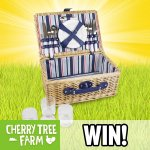 Spring is here! Perfect timing to #WIN this lovely picnic hamper! RT&F to enter! https://t.co/7J2tD53ivE