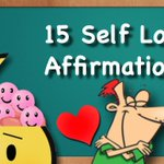 ❤ 15 #SelfLove affirmations using hypnotizing whiteboard #animation ❤ Enjoy! 😃  #Youtube ► https://t.co/VNclk1UO8c👈  https://t.co/CaAqXBfsMz
