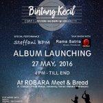 . @SoundcloudMLG mempersembahkan mini konser amal & penjualan album yg didedikasikan utk anak Indonesia.  https://t.co/kFUHmGNWEe
