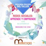 "#Maracaibo! llega nuevamente #AprendeyEmprende #Taller #RedesSociales #4Junio + INF @imediterraneo1 @LAURABREUO https://t.co/gP1vHSFmuu"""