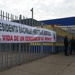 [🔵AHORA] Gendarmes de #Valdiviacl se suman a movilización nacional y exigen renuncia de Ministra de Justicia. https://t.co/PfDz9MrQef