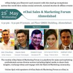 Join us this wednesday for our weekly #eChai Sales & Marketing Forum at @icreateNextGen info https://t.co/KHq8ONT4SN https://t.co/ATVsuDVZam