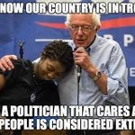 The world is disappointed by how Americans have treated humane, caring & honest @BernieSanders! Theres still time!! https://t.co/2zFGnJsAoc