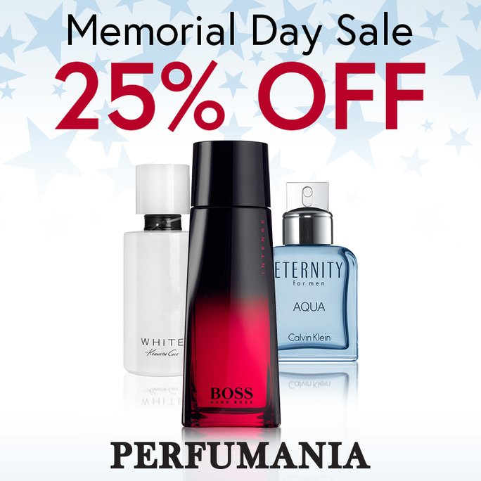 Shop our Memorial Day Sale online: https://t.co/2ei3rBps3Z        #Perfumania #DestinationFragrance #BBQ #Summer https://t.co/nEqzjdR4ag