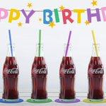 日本一有名な6つ子に、HAPPY BIRTHDAY・゚☆.。.:*・゚ コカ・コーラで仲良くカンパーイ♬ #おそ松さん生誕祭 #松野家六つ子生誕祭2016 https://t.co/6FSEa96vTY