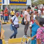 "[Fotos] ""Basta de burla"", protestan en #PZO por #escasez de alimentos: https://t.co/UV9DWb4LiS. #CrónicasDeUnaCola. https://t.co/uD01Xt3Evb"