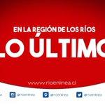 [🔴LO ÚLTIMO] #Valdiviacl: Cierran todo el litoral de Los Ríos tras detección de Marea Roja en #Corral y #Mariquina. https://t.co/U54t8svCVS