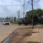 CID Land Cruiser KBZ 547Y was shooting live bullets in Kisumu. #IEBCProtests #CORDDemos #IEBCMustGo https://t.co/X4uQ1ZsHBR