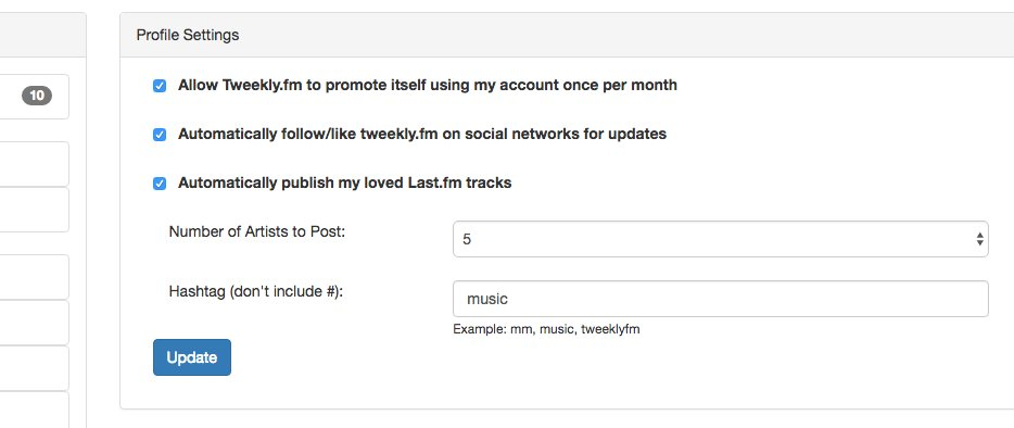 Premium users can now automatically post their loved @lastfm tracks: https://t.co/lYSUFxIqYR