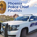 Chief of Police Finalists @CityofPhoenixAZ announced! Download PDF at https://t.co/1ntBc1lVUC Meet them June 6 mtg! https://t.co/gGFn5IdE3G