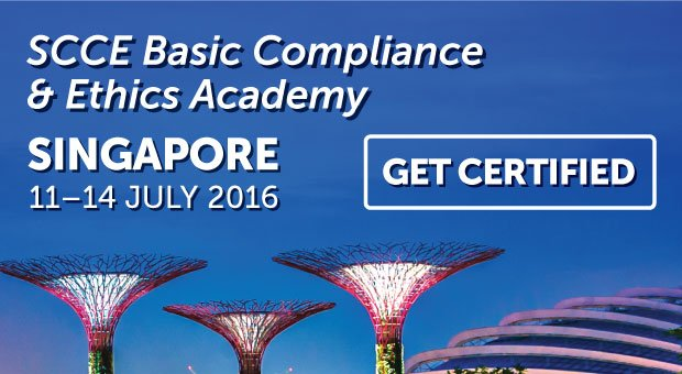 Join SCCE in Singapore to learn, network, and get CCEP-I certified! https://t.co/O8P45m9cqy https://t.co/8pw98Z0BQ2