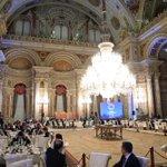 Istanbul: des images du dîner donné en lhonneur des chefs détat & gouvernement qui participent au Sommet #Turquie https://t.co/vQrUAV5QR6
