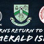 Bairns Return to the Emerald Isle https://t.co/duBBilYJuz #COYB https://t.co/tmgrlPbOn8