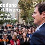 ¡Marca en tu agenda! ???? Este domingo te esperamos en #Valencia con @Albert_Rivera @martamartirio y @Tonicanto1 ???? https://t.co/ZWD4egfxXl