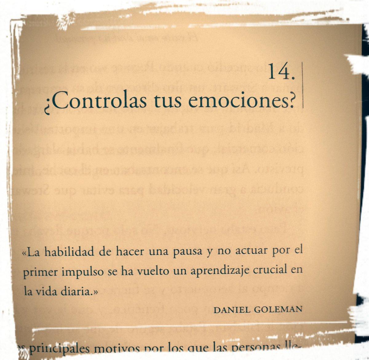 Inteligencia emocional, clave para todo en la vida... good night! @FrancescAssens  #GenteCorrienteConExito https://t.co/Oxk9dtw9xo