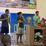 Seth Russell and Lynx Hawthorne share feelings on life during #SportsMinistryBU mission in Brazil (via Coach Kaz). https://t.co/iDejr9iv0b
