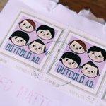 OC stamps by @BcdMac 💌 https://t.co/oTqLDg7cLy