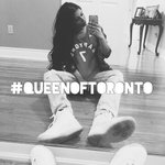 .@IISuperwomanII running through the hometown hood. The ultimate #QueenOfToronto 💥 https://t.co/mMUB8mlqkv